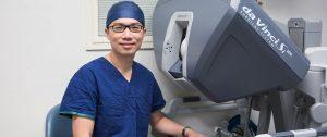 What is Robotic Gynaecological Surgery